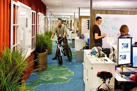 google stockholm oficinas google decoracion