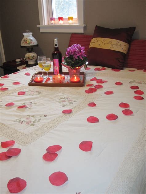 the love bed images about love and romance flowers night also romantic
