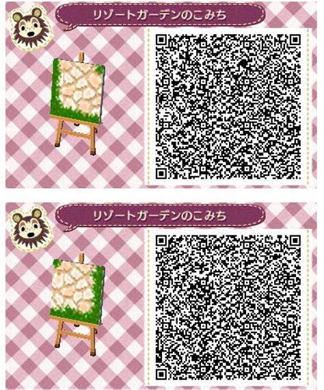 flower pattern qr code 585 best images about acnl path codes on pinterest
