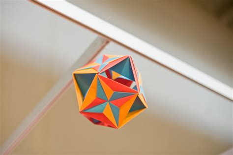 Origami Stand - stand fiera concept quot origami quot per salone libro