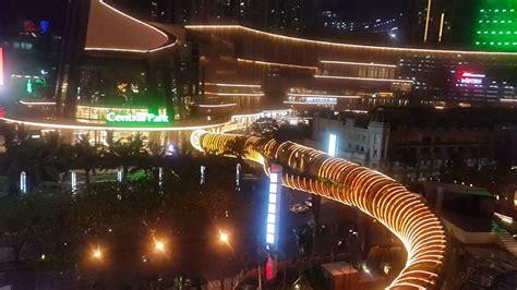 erafone central park mall jakarta central park jakarta by night youtube