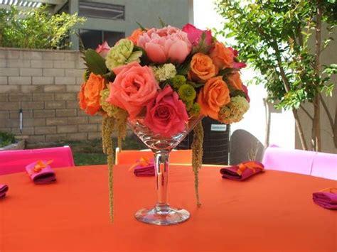 60 best martini glass decor images on pinterest floral
