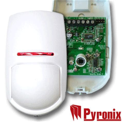 dual eol resistor security products pyronix kx18dc digital dual curtain pir selectable resistors