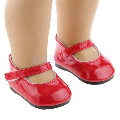American Handmade Shoes - handmade shoes for 18inch american doll clothes