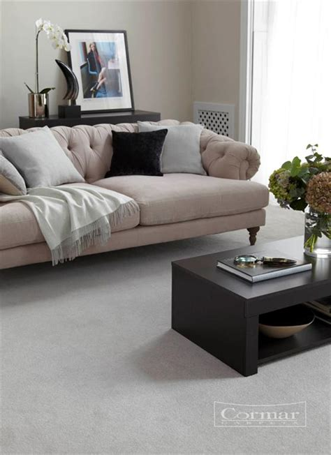 Living Room Silver Carpet Cormar Carpets Cormar Hits Home With Two New Ranges