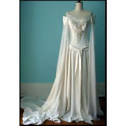 Celtic wedding gowns don t have to look like a costume this