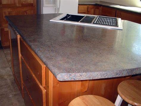 laminate bar tops laminate waterfall countertop