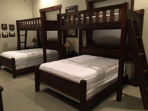 custom bunk beds texas bunk bed twin  queen rustic