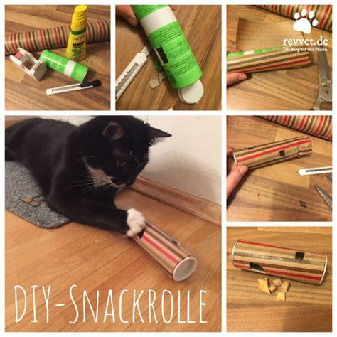 katzenspielzeug selber machen diy anleitungen