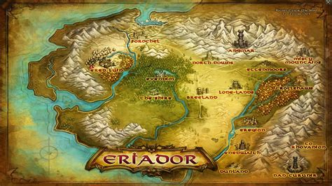 lord of rings map the legend is yours the lord of the rings fanlisting