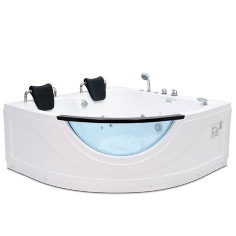 whirlpool jets for bathtub steam planet chelsea 4 92 ft heated whirlpool tub in