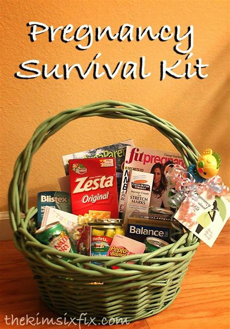 gifts for expectant parents best 25 pregnancy survival kits ideas on