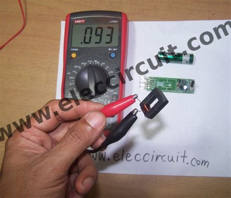 inductor check high power led flashlight circuit with 1 5v aa battery