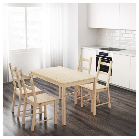 Ingo Dining Table Ingo Table Pine 120x75 Cm Ikea