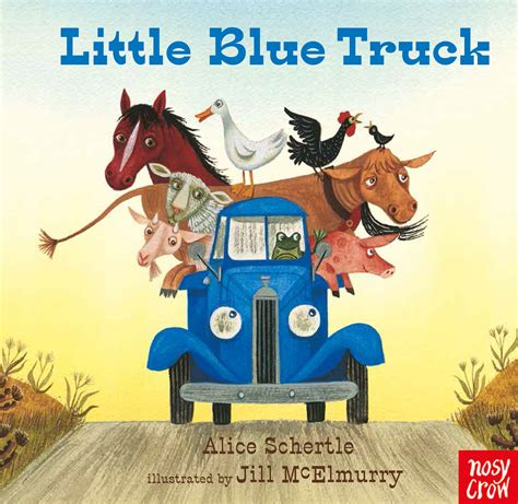 blue truck s springtime books blue truck shertle illustrated by