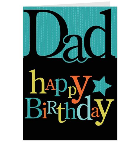 printable birthday cards to dad free printable birthday cards for dad funny archives