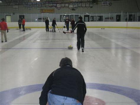 crystal lake ice house curling a growing sport in mchenry county crystal lake news photos and events