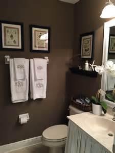 Coastal Bathrooms Ideas Powder Room Makeover Starfish Cottage