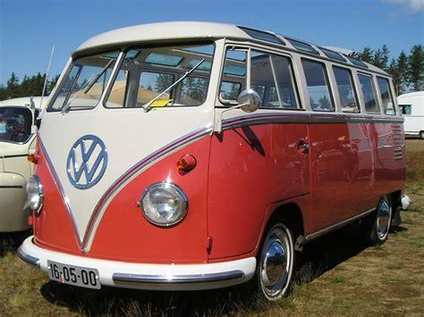 The Samba Volkswagen by Volkswagen Typ2 Samba Picture 9 Reviews News
