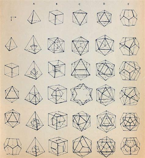 pattern design in maths platonic solids math munch