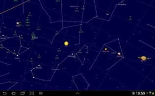 sky map exploring the alignment of the planets in the sky 171 lorelle on