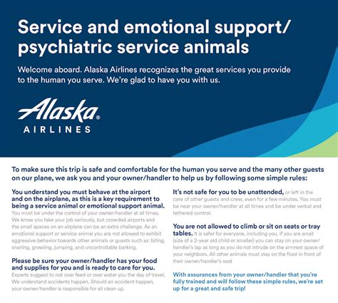 Delta Airlines Emotional Support Animal Letter alaska airlines updates policy on emotional support animals one mile at a time