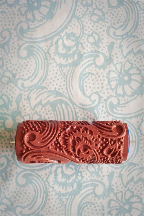 etsy patterned paint roller no 7 patterned paint roller from the by patternedpaintroller