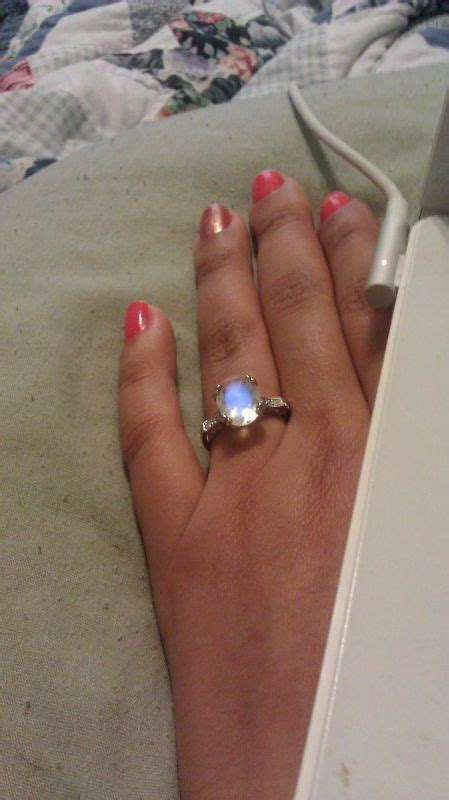 show me your non engagement rings 171 weddingbee