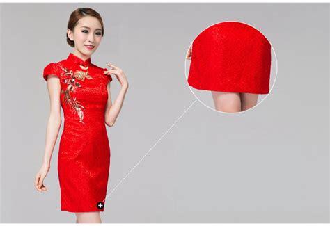 Reseller Baju Imlek baju imlek wanita merah modis terbaru 2015 myrosefashion