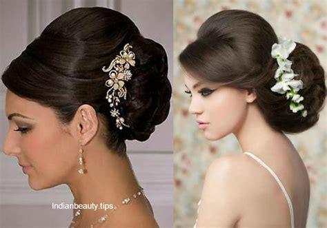 bridal hairstyles indian bridal updo bridal