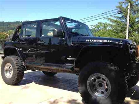 2007 Jeep Rubicon 4 Door For Sale by Find Used 2007 Jeep Rubicon 4 Door In Santa Rosa