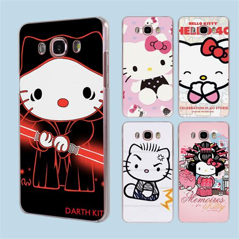 hello kitty wallpaper samsung j1 lovely hello kitty transparent clear hard case cover for