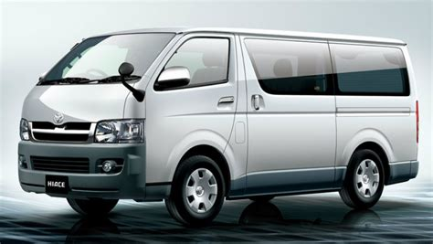 Toyota Hiace 2015 Toyota Hiace 2015 Reviews Prices Ratings With Various