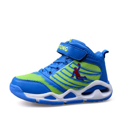 running shoes basketball basketball shoes nonslip shockproof boys sport