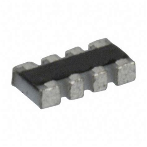 digikey resistor network 741x083472jp cts resistor products resistors digikey