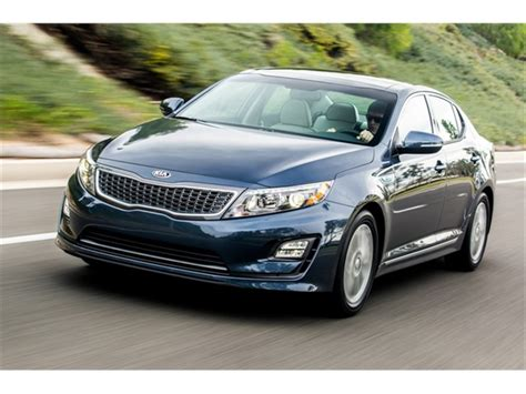 2015 kia optima pricing ratings reviews kelley blue book 2015 kia optima hybrid reviews pictures and prices u s