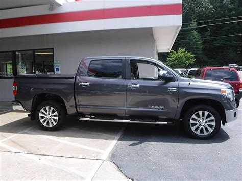 Toyota Tundra For Sale In Nc Used 2014 Toyota Tundra Crewmax Limited For Sale In Asheville