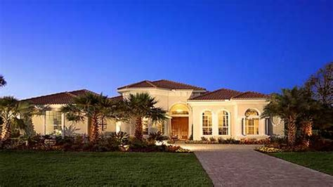 mediterranean custom homes mediterranean style home plans designs mediterranean
