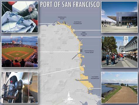 san francisco harbour map socketsite the future of san francisco s waterfront