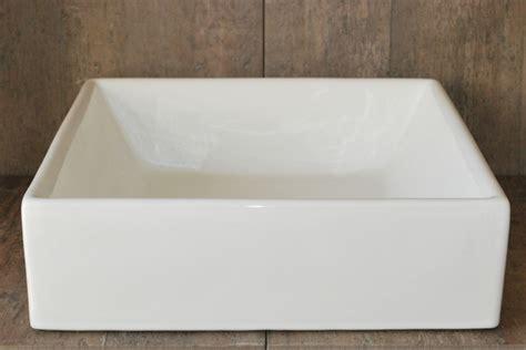 bathroom sink outlet square porcelain vessel sink cb09 bathroom sinks san diego by stone outlet