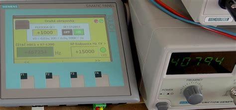 Plc Siemens S7 1200 Cpu1217c plc s7 1200 a vysokorychlostn 237 芻 237 ta芻 hsc