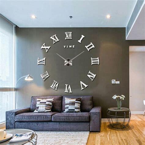 Kitchen Furniture Cheap large wall clocks 2 18 january 2015