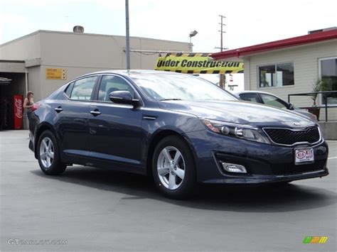 kia optima 2015 lx 2015 smokey blue kia optima lx 95510745 gtcarlot