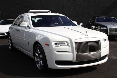 phantom ghost car rolls royce ghost south beach exotic rentals