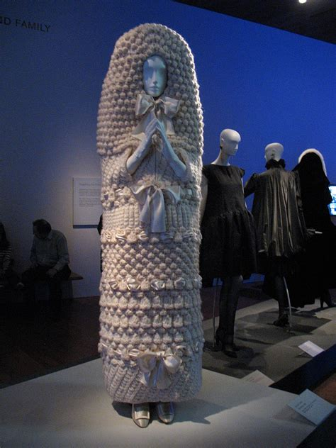in knitting what does st st file yves laurent vintage knit dress deyoung museum