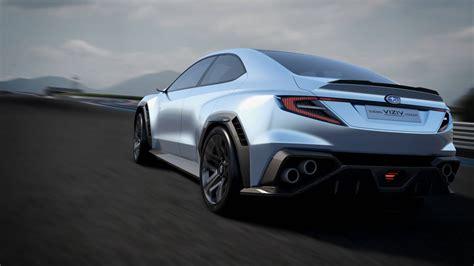 subaru concept cars subaru teases viziv tourer concept ahead of geneva