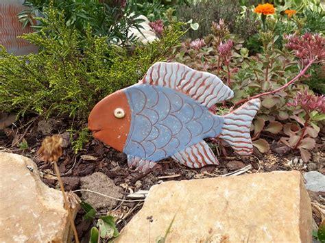 Decoration Poisson by D 233 Coration De Jardin Quot Poissons Quot