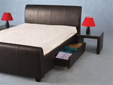 dresden 4 ft 6 drawer storage bed dresden 2 drawer 4ft 6 quot expresso brown double bed