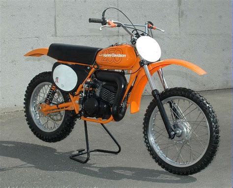 italian motocross bikes 1977 harley davidson mx250 built in italy by aermacchi