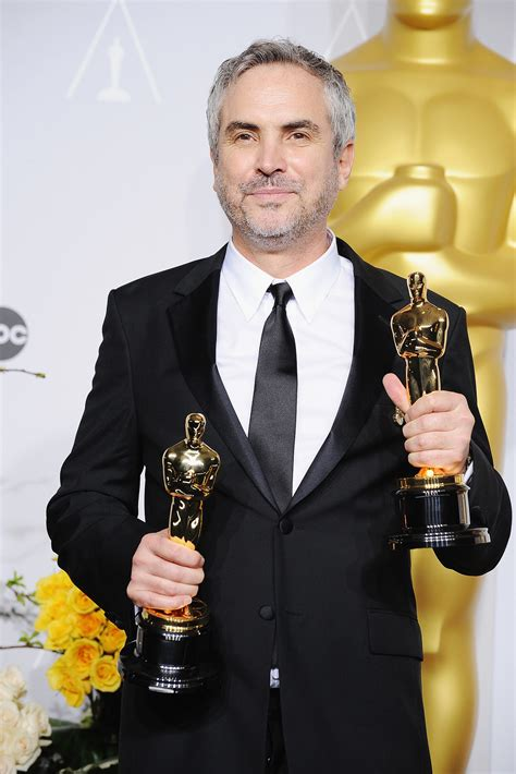 alfonso cuaron alfonso cuar 243 n here are this year s first time oscar